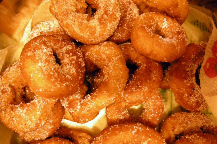 Rosquillas de anís y limón