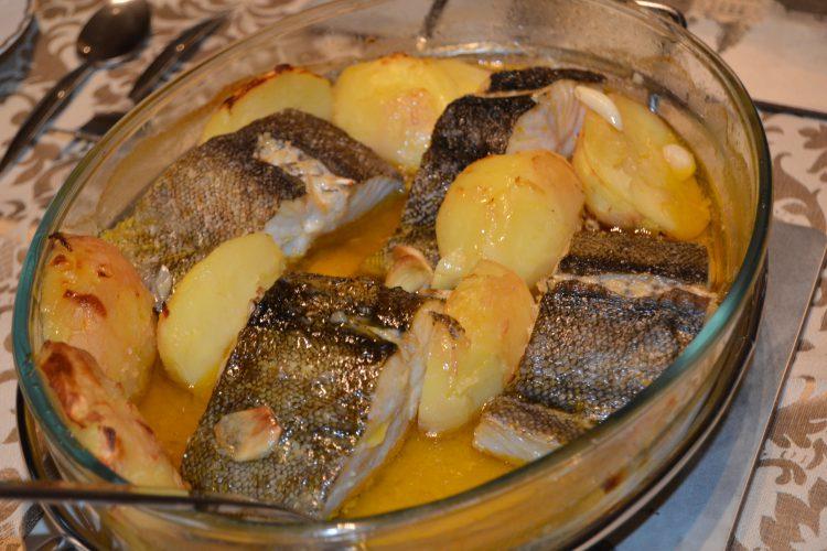 Bacalao gallega